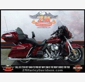 2016 Harley-Davidson Touring for sale 200771055