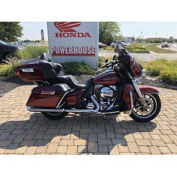 2016 Harley-Davidson Touring for sale 200790071