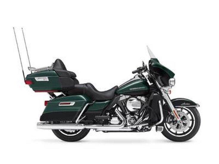 2016 Harley-Davidson Touring for sale 200815145