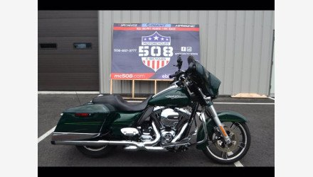 2016 Harley-Davidson Touring for sale 200948745