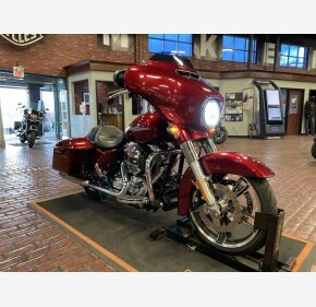 2016 Harley-Davidson Touring for sale 201062275
