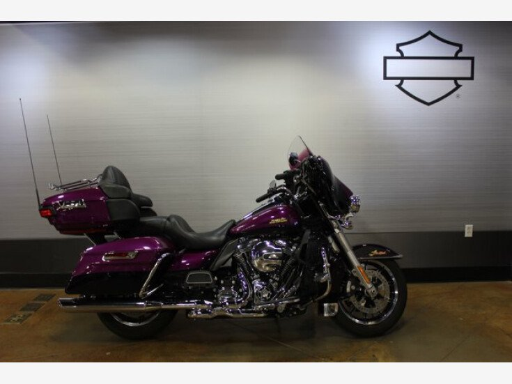 2016 Harley-Davidson Touring for sale 201064269