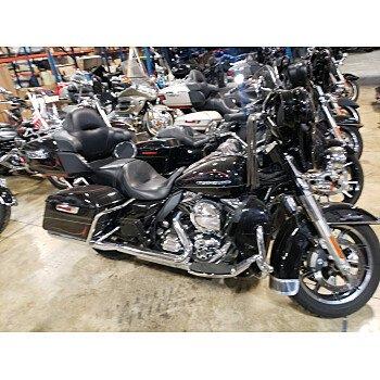 2016 Harley-Davidson Touring for sale 201075307