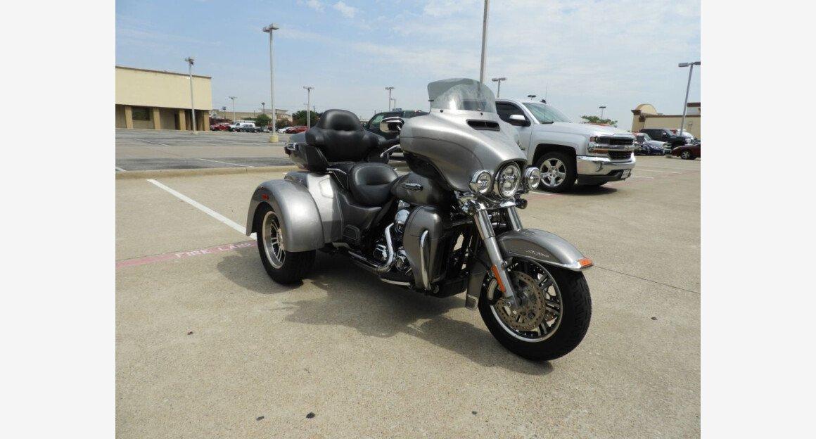 2016 Harley-Davidson Trike for sale 200580424