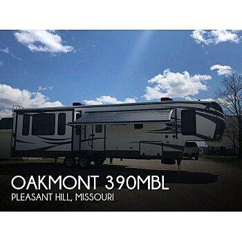 2016 Heartland Oakmont for sale 300236961