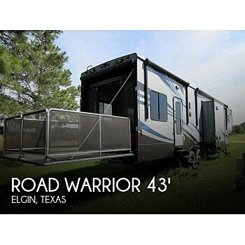 2016 Heartland Road Warrior for sale 300231553
