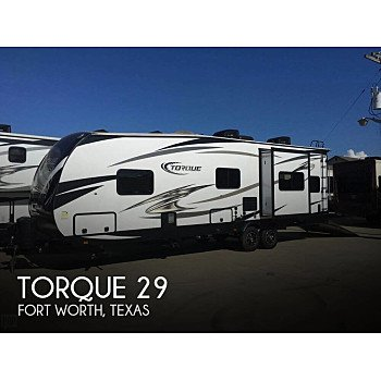 2016 Heartland Torque for sale 300181460