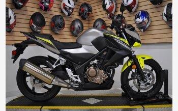 2016 Honda CB300F for sale 200724622