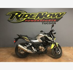2016 Honda CB300F for sale 200716455