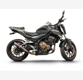 2016 Honda CB500F for sale 200837181