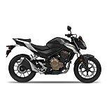2016 Honda CB500F for sale 201075498