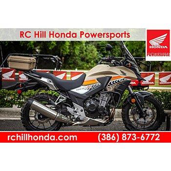 2016 Honda CB500X for sale 200712940