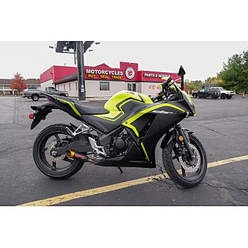 2016 Honda CBR300R for sale 200998084