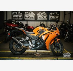 2016 Honda CBR300R for sale 201009624