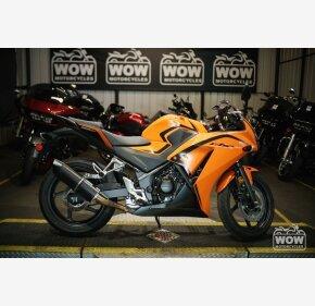 2016 Honda CBR300R for sale 201042588
