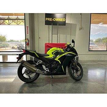 2016 Honda CBR300R for sale 201149326