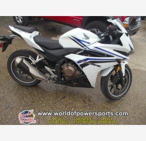 2016 Honda CBR500R for sale 200649215