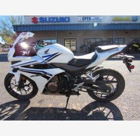 2016 Honda CBR500R for sale 200673289