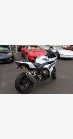 2016 Honda CBR500R for sale 200705789