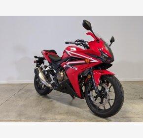 2016 Honda CBR500R for sale 200841203