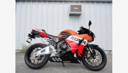 2016 Honda CBR600RR for sale 200804302