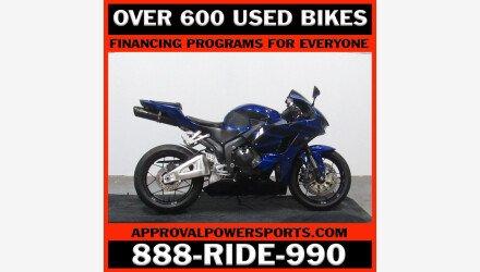 2016 Honda CBR600RR for sale 201050513