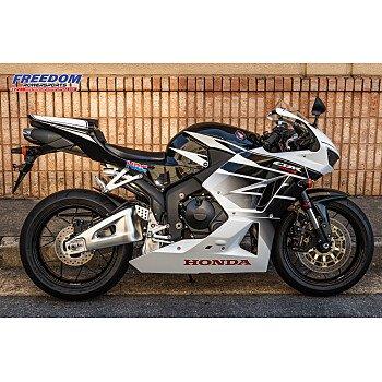2016 Honda CBR600RR for sale 201172308