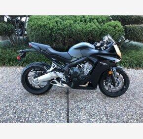 2016 Honda CBR650F for sale 200670814
