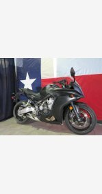 2016 Honda CBR650F for sale 200985962