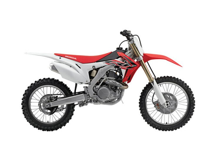 2016 Honda CRF450R 450R Specifications, Photos, and Model Info