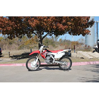 2016 Honda CRF450R for sale 200660577