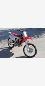 2016 Honda CRF450R for sale 200660577