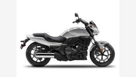 2016 Honda CTX700N for sale 200718956