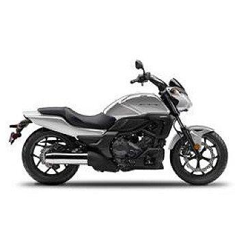 2016 Honda CTX700N for sale 200718984