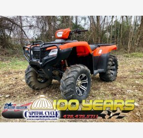 2016 Honda FourTrax Foreman for sale 200674335