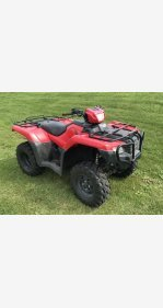 2016 Honda FourTrax Foreman for sale 200790987