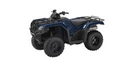 2016 Honda FourTrax Rancher 4X4 Automatic DCT with Power Steering specifications