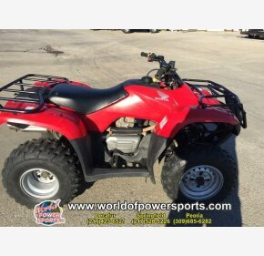 2016 Honda FourTrax Recon for sale 200650630