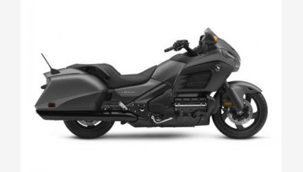 2016 Honda Gold Wing Fb6 For 200668246