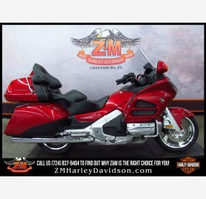 2016 Honda Gold Wing for sale 200713396