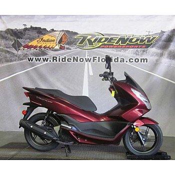 2016 Honda PCX150 for sale 200701663