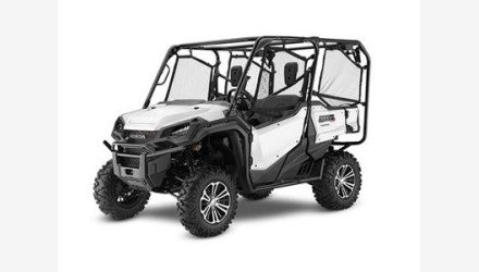2016 Honda Pioneer 1000 Deluxe for sale 200728233