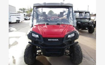 2016 Honda Pioneer 1000 EPS for sale 201059682