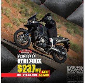 2016 Honda VFR1200X for sale 200713448