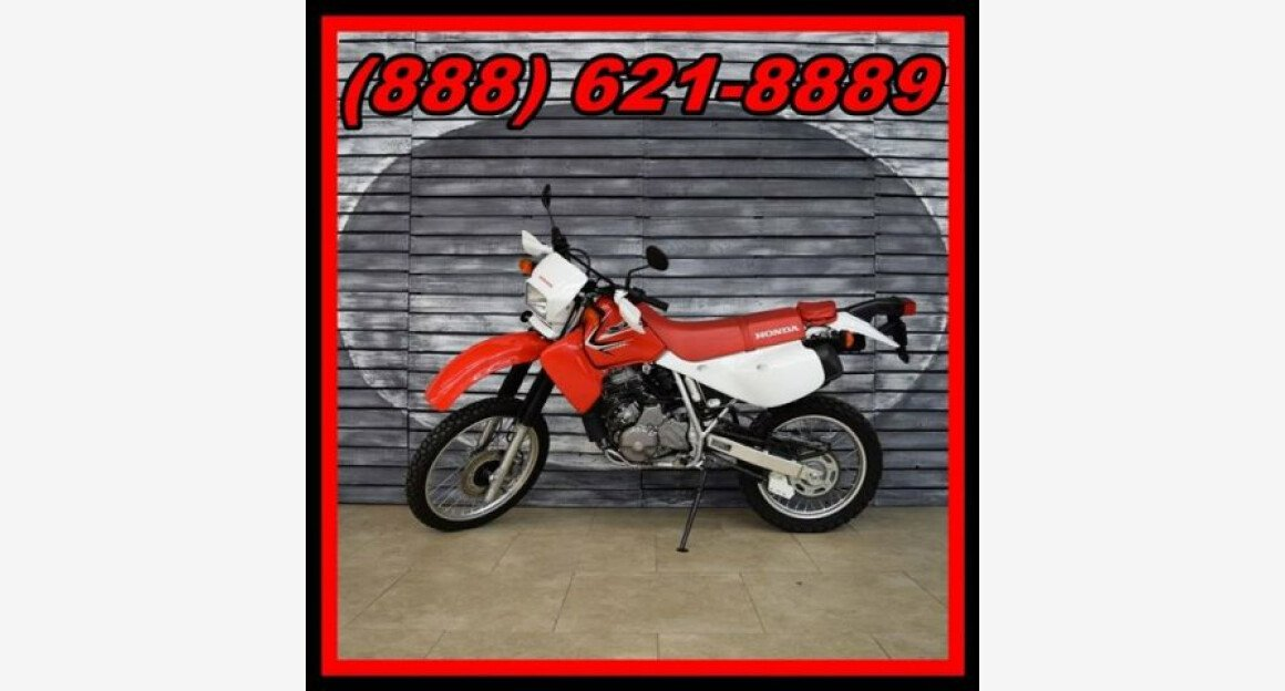 2016 Honda XR650L for sale 200629098