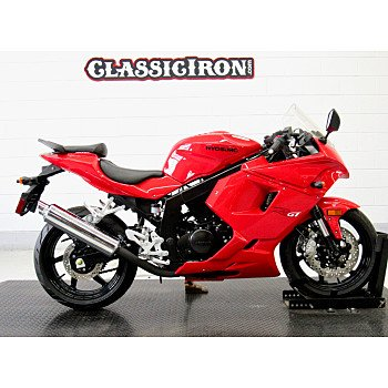 2016 Hyosung GT250R for sale 200694238