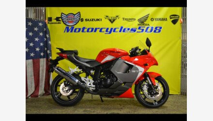 2016 Hyosung GT250R for sale 200764188