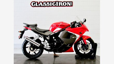 2016 Hyosung GT250R for sale 200792436