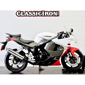 2016 Hyosung GT250R for sale 200792444