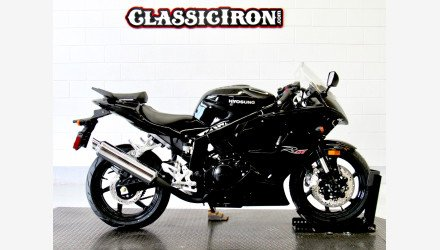 2016 Hyosung GT250R for sale 200795749